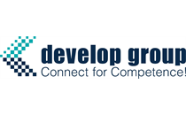 Logo von develop group