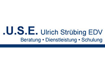 Logo von U.S.E. - Ulrich Strübing EDV | Medical Office Solution Partner